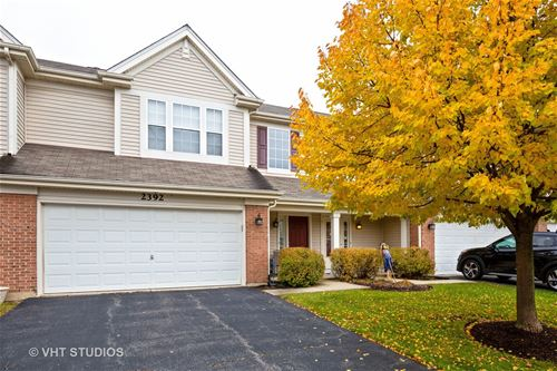 2392 Claremont, Lake In The Hills, IL 60156