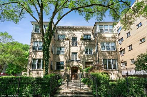 6702 N Sheridan Unit 2N, Chicago, IL 60626 Rogers Park