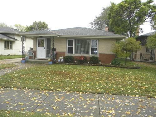 10624 Lockwood, Oak Lawn, IL 60453
