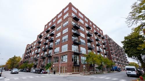 1500 W Monroe Unit 323, Chicago, IL 60607 West Loop