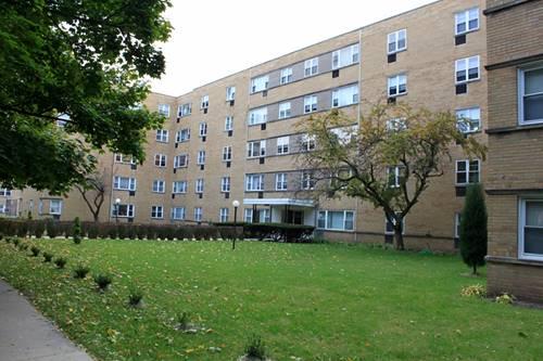 6160 N Damen Unit 502, Chicago, IL 60659 West Ridge