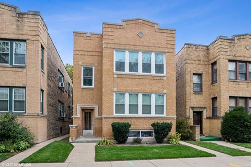 2832 W Lunt, Chicago, IL 60645 West Ridge