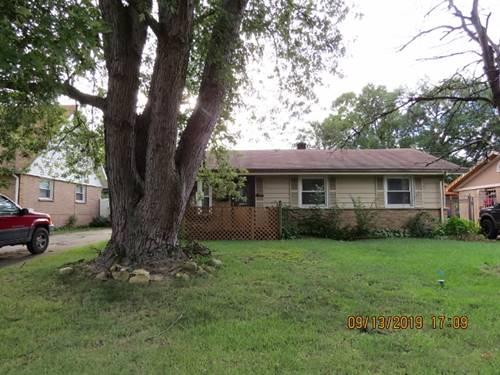 13000 W Playfield, Crestwood, IL 60418