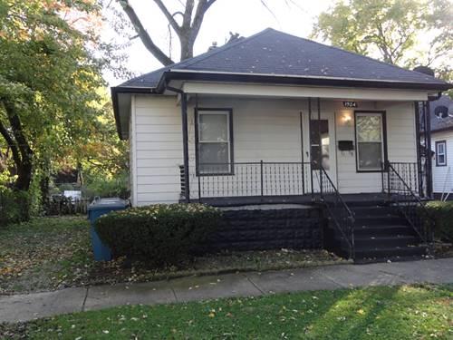 1524 Sheridan, Kankakee, IL 60901