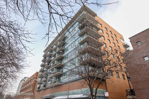 321 S Sangamon Unit 407, Chicago, IL 60607 West Loop