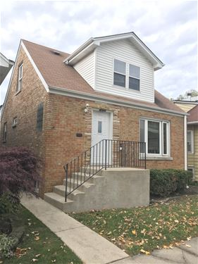 3632 N Odell, Chicago, IL 60634 Belmont Heights