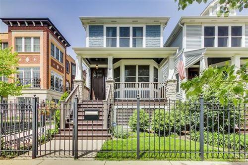 2434 W Fletcher, Chicago, IL 60618 Hamlin Park