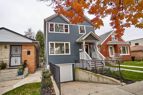 6123 W Lawrence, Chicago, IL 60630 Jefferson Park