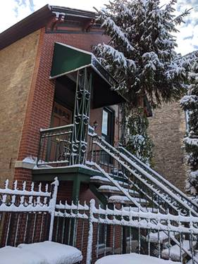 1261 N Wolcott, Chicago, IL 60622 Wicker Park