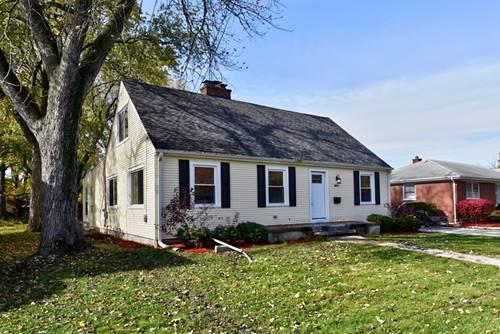 18242 Ashland, Homewood, IL 60430