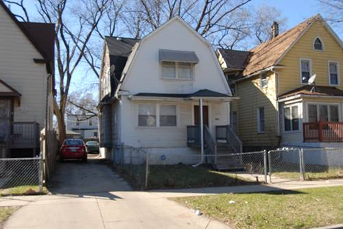 11930 S Yale, Chicago, IL 60628 West Pullman