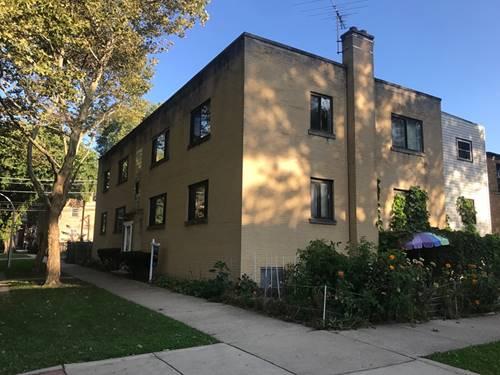 2121 W Hood Unit 2W, Chicago, IL 60659 West Ridge