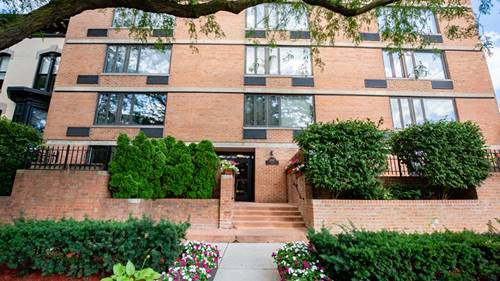 2007 N Sedgwick Unit 301, Chicago, IL 60614 Lincoln Park