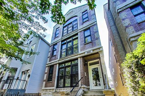 3026 N Seminary Unit 3, Chicago, IL 60657 Lakeview