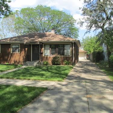 9029 S 51st, Oak Lawn, IL 60453
