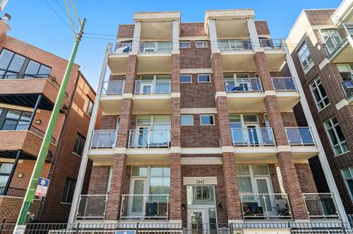 2442 N Clybourn Unit 4N, Chicago, IL 60614 Lincoln Park