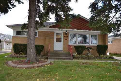 4616 Wesley, Schiller Park, IL 60176