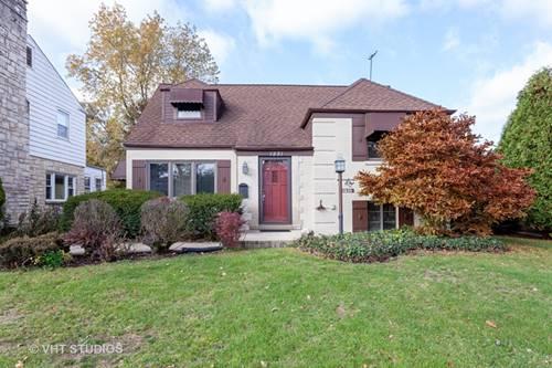 1231 N Marion, Oak Park, IL 60302