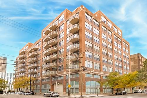 933 W Van Buren Unit 509, Chicago, IL 60607 West Loop