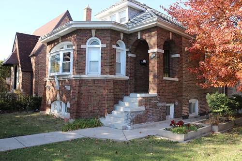 3816 W 65th, Chicago, IL 60629 West Lawn