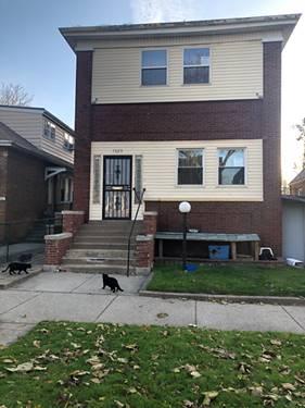 7929 S Harvard, Chicago, IL 60620 West Chatham