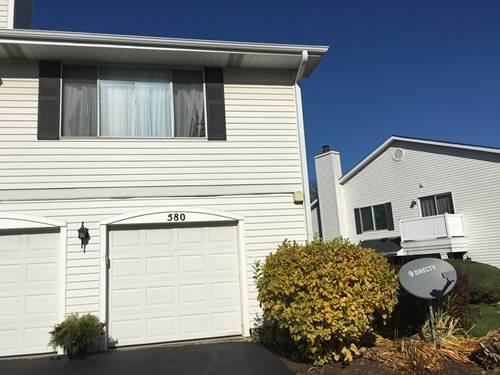 580 Willowcreek Unit 580, Clarendon Hills, IL 60514
