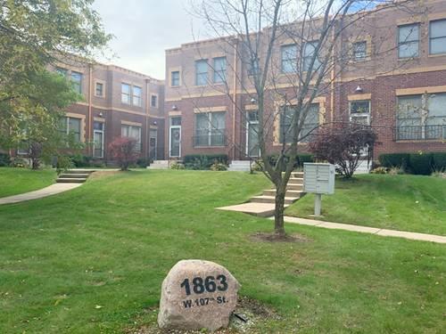 1863 W 107th Unit D, Chicago, IL 60643 Morgan Park