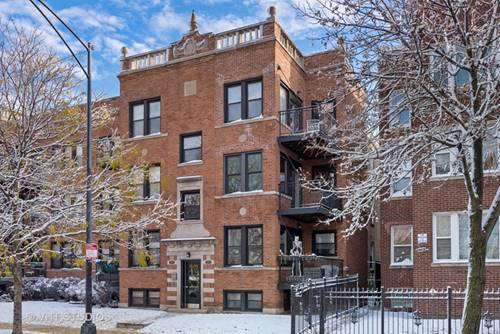 4247 N Ashland Unit 2, Chicago, IL 60613 Graceland West