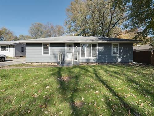 1402 W Hovey, Normal, IL 61761