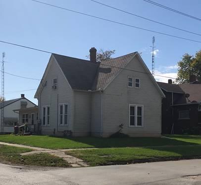 301 W Water, Farmer City, IL 61842