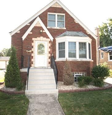 10919 S Homan, Chicago, IL 60655 Mount Greenwood