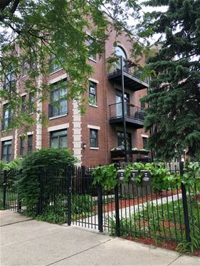 2045 N Kedzie Unit D2, Chicago, IL 60647 Logan Square