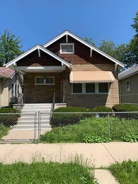 11209 S Eggleston, Chicago, IL 60628 Roseland