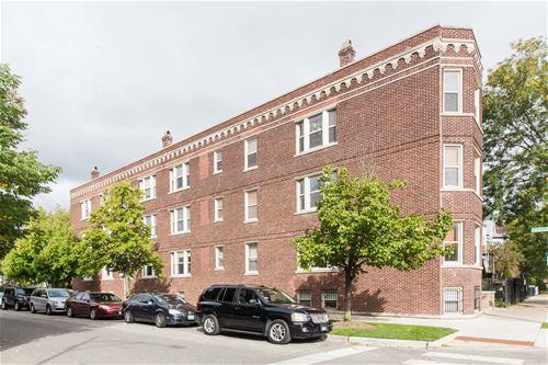 3410 W Belden Unit 3, Chicago, IL 60647 Logan Square
