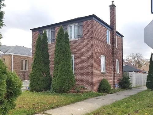 6800 S Kostner, Chicago, IL 60629 West Lawn