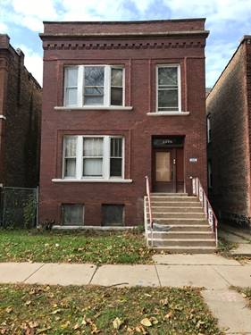 5520 S Winchester, Chicago, IL 60636 West Englewood