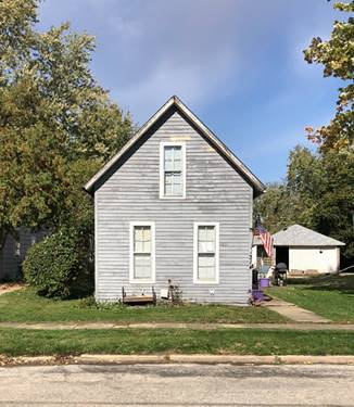 314 W Water, Farmer City, IL 61842