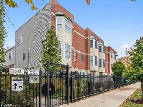 2320 W Adams Unit 21, Chicago, IL 60612 Near West Side
