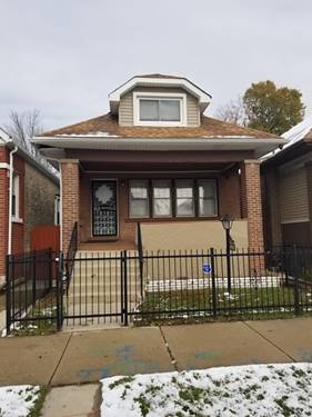 4914 W Crystal, Chicago, IL 60651 North Austin