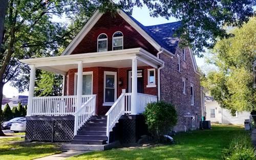 1145 S Humphrey, Oak Park, IL 60304