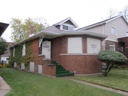 7353 S Prairie, Chicago, IL 60619 Park Manor