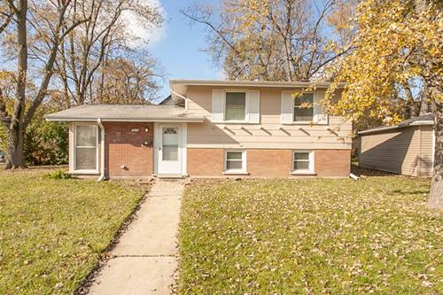 3836 168th, Country Club Hills, IL 60478