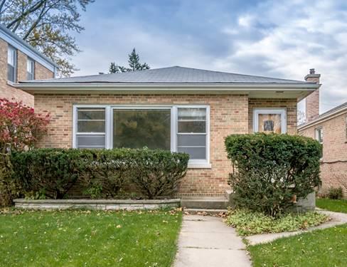 5902 N Indian, Chicago, IL 60646 Jefferson Park