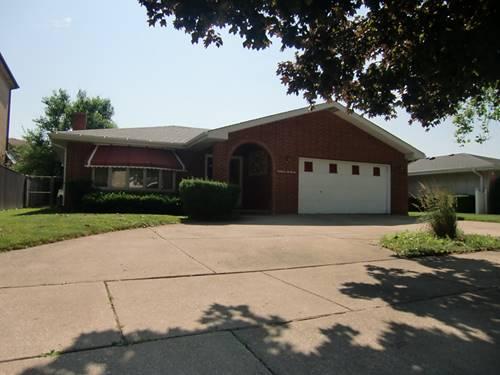 9525 S Kilbourn, Oak Lawn, IL 60453