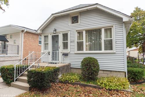 3235 N Opal, Chicago, IL 60634 Belmont Heights
