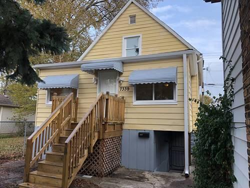 7339 S Carpenter, Chicago, IL 60621 Englewood