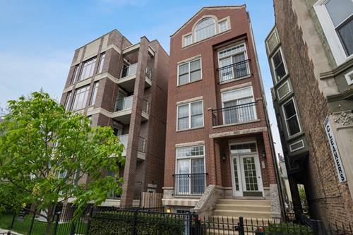 3052 N Sheffield Unit 1, Chicago, IL 60657 Lakeview