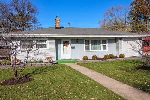 1124 183rd, Homewood, IL 60430