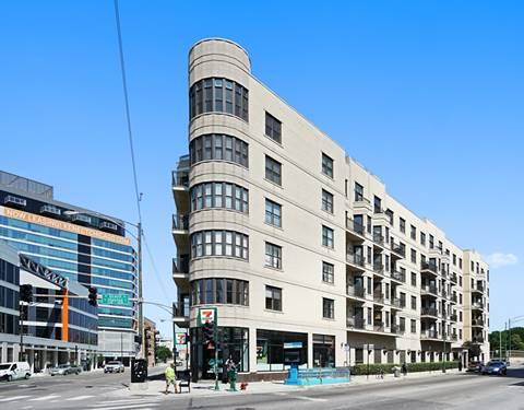 520 N Halsted Unit 616, Chicago, IL 60642 Fulton River District