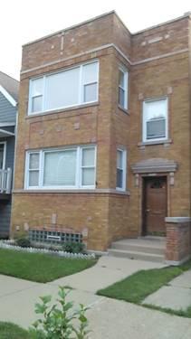 3712 N Sacramento, Chicago, IL 60618 Irving Park